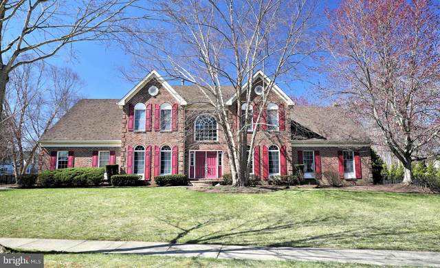 7 Newport Drive, PRINCETON JUNCTION, NJ 08550 (#NJME310162) :: Holloway Real Estate Group