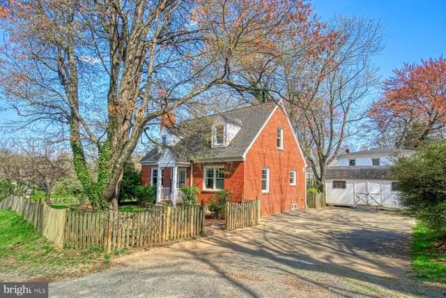 140 W Shirley Avenue, WARRENTON, VA 20186 (#VAFQ169820) :: Jim Bass Group of Real Estate Teams, LLC