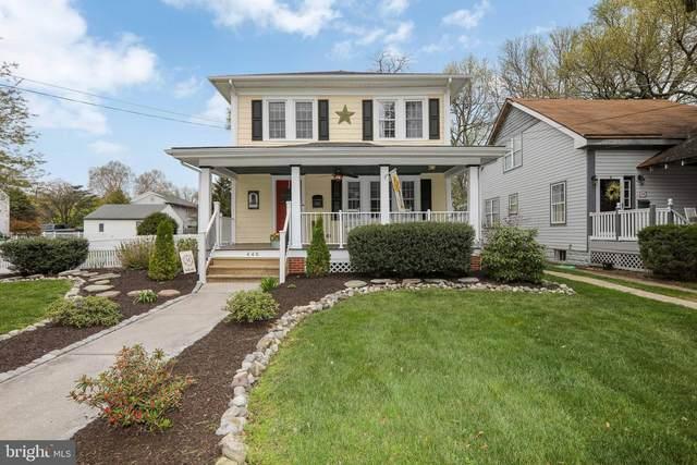 446 Queen Street, WOODBURY, NJ 08096 (#NJGL273522) :: John Lesniewski   RE/MAX United Real Estate