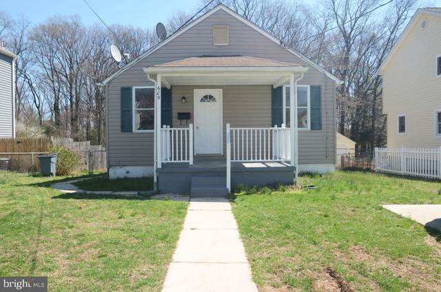 609 N Stuart Street, BALTIMORE, MD 21221 (MLS #MDBC524330) :: Maryland Shore Living | Benson & Mangold Real Estate