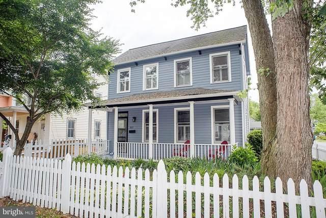 527 Burnside Street, ANNAPOLIS, MD 21403 (#MDAA463816) :: Keller Williams Flagship of Maryland