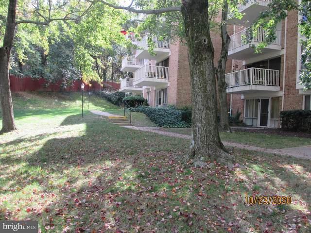 2523 Huntington Avenue #25, ALEXANDRIA, VA 22303 (#VAFX1190746) :: Nesbitt Realty