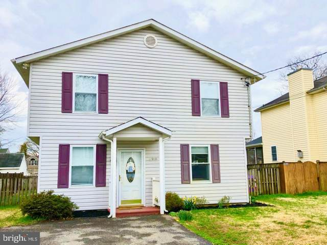 919 Annapolis Avenue, EDGEWATER, MD 21037 (#MDAA463820) :: SURE Sales Group