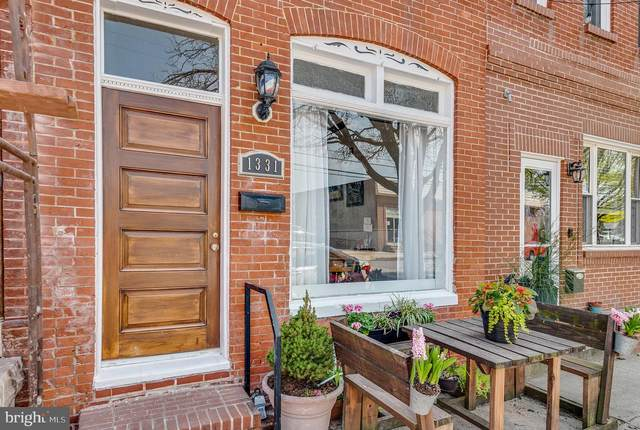 1331 Hull Street, BALTIMORE, MD 21230 (#MDBA545580) :: City Smart Living
