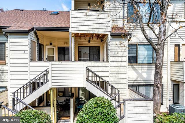 9906 Hellingly Place #156, MONTGOMERY VILLAGE, MD 20886 (#MDMC751278) :: LoCoMusings