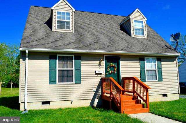 206 7TH Street, POCOMOKE CITY, MD 21851 (#MDWO121376) :: The Riffle Group of Keller Williams Select Realtors