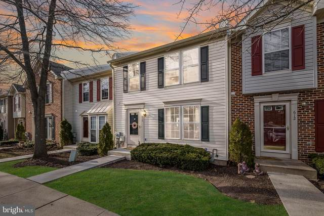 613 Coach Hill Court #12, WEST CHESTER, PA 19380 (#PACT532774) :: Colgan Real Estate
