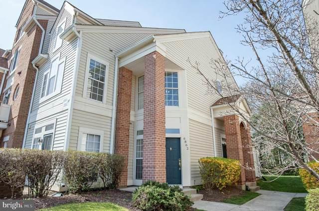 6862 Brindle Heath Way #202, ALEXANDRIA, VA 22315 (#VAFX1190784) :: Colgan Real Estate