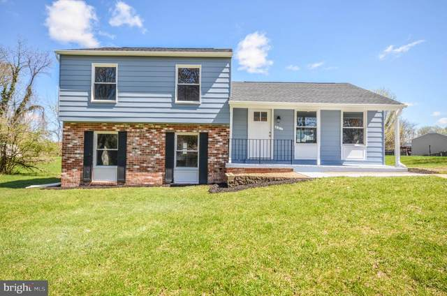 501 Willow Hill Court, LANDOVER, MD 20785 (#MDPG601850) :: Berkshire Hathaway HomeServices McNelis Group Properties