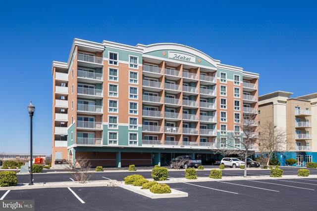 4201 Coastal Highway #510, OCEAN CITY, MD 21842 (#MDWO121380) :: Brandon Brittingham's Team