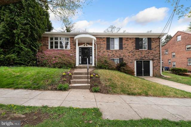 1410 Juniper Street NW, WASHINGTON, DC 20012 (#DCDC515110) :: Pearson Smith Realty