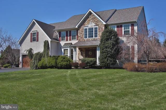 4024 Luke Drive, DOYLESTOWN, PA 18902 (#PABU523874) :: Linda Dale Real Estate Experts