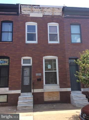 819 S Dean Street, BALTIMORE, MD 21224 (#MDBA545608) :: SURE Sales Group