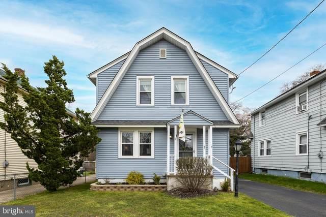 27 Willis Avenue, CHERRY HILL, NJ 08002 (#NJCD416596) :: Linda Dale Real Estate Experts