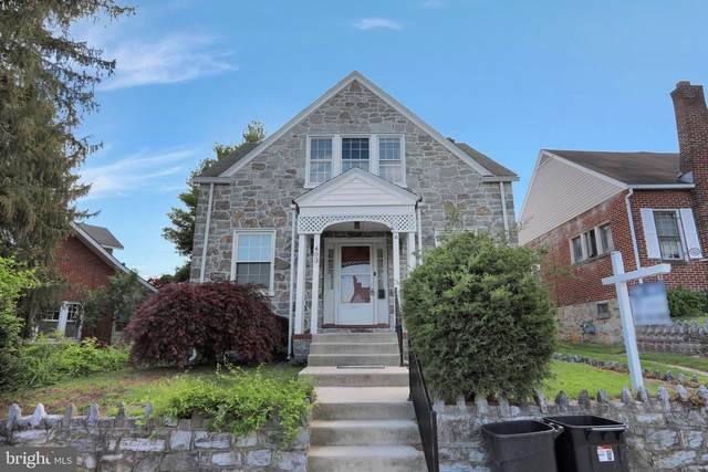 403 Brown Avenue, HAGERSTOWN, MD 21740 (#MDWA178790) :: The Riffle Group of Keller Williams Select Realtors