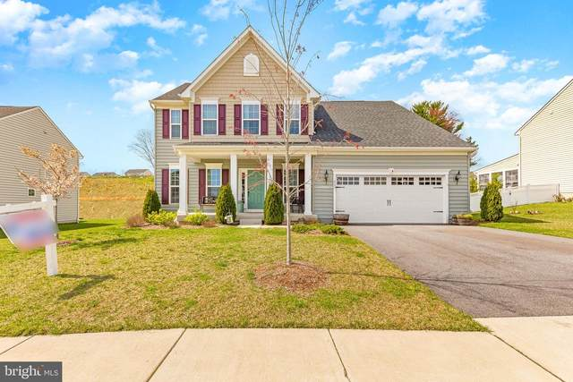 823 Amherst Lane, WESTMINSTER, MD 21158 (MLS #MDCR203526) :: Maryland Shore Living | Benson & Mangold Real Estate