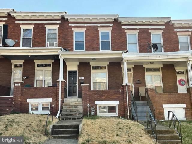 121 Collins Avenue, BALTIMORE, MD 21229 (#MDBA545614) :: RE/MAX Advantage Realty