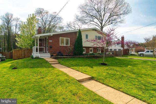4908 Rutland Place, ALEXANDRIA, VA 22304 (#VAAX258018) :: The Riffle Group of Keller Williams Select Realtors