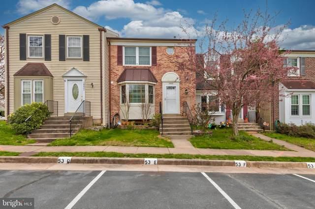 14403 Salisbury Plain Court, CENTREVILLE, VA 20120 (#VAFX1190870) :: RE/MAX Cornerstone Realty