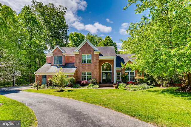 8738 Marburg Manor Drive, LUTHERVILLE TIMONIUM, MD 21093 (#MDBC524390) :: New Home Team of Maryland