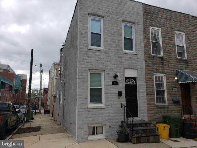 123 Bloomsberry Street, BALTIMORE, MD 21230 (#MDBA545642) :: Corner House Realty