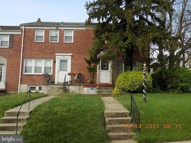 1601 Wadsworth Way, BALTIMORE, MD 21239 (#MDBA545644) :: The Putnam Group