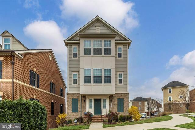 232 Parkview Avenue, GAITHERSBURG, MD 20878 (#MDMC751366) :: The MD Home Team