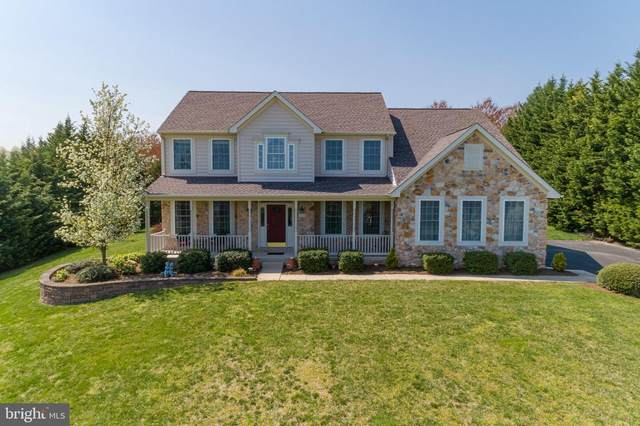 1918 Coachman Court, FALLSTON, MD 21047 (#MDHR258332) :: The Piano Home Group