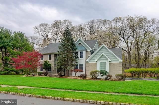 15 Revere Court, PRINCETON JUNCTION, NJ 08550 (#NJME310202) :: Better Homes Realty Signature Properties