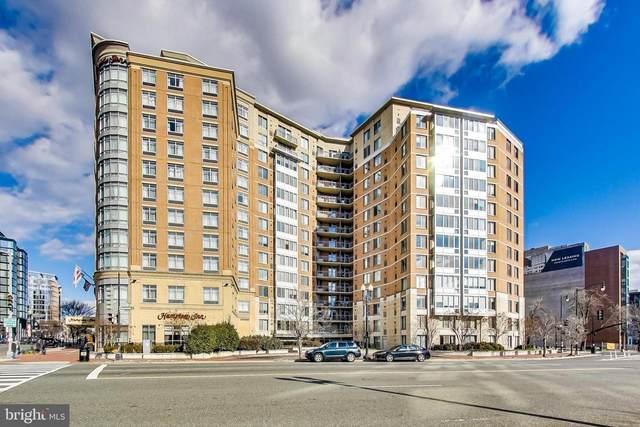555 Massachusetts Avenue NW #909, WASHINGTON, DC 20001 (#DCDC515182) :: Jacobs & Co. Real Estate