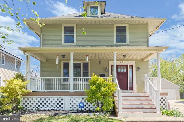 421 Taylor Avenue, COLLINGSWOOD, NJ 08108 (#NJCD416620) :: REMAX Horizons