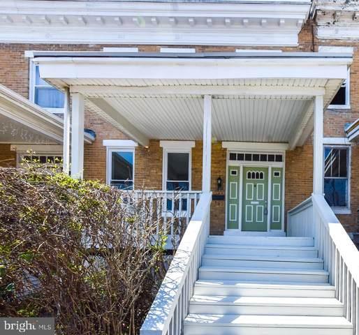 2426 N Ellamont Street, BALTIMORE, MD 21216 (#MDBA545654) :: Colgan Real Estate