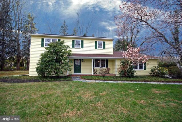 39 Quaker Road, PRINCETON JUNCTION, NJ 08550 (MLS #NJME310212) :: Maryland Shore Living | Benson & Mangold Real Estate