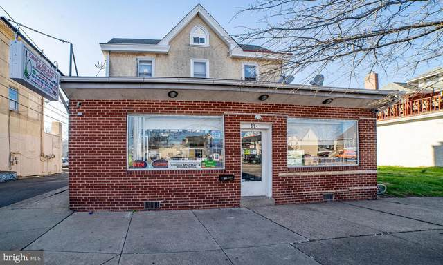 216 N Broad Street, LANSDALE, PA 19446 (#PAMC687902) :: The John Kriza Team