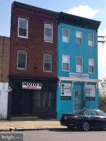 2117 Frederick Avenue, BALTIMORE, MD 21223 (#MDBA545660) :: Colgan Real Estate
