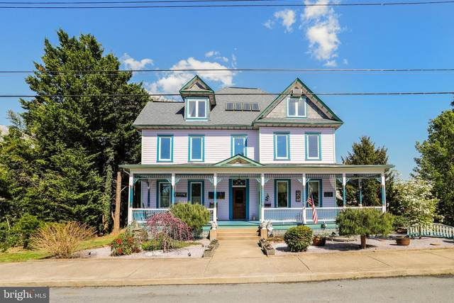 222 Blue Ridge Avenue, FRONT ROYAL, VA 22630 (#VAWR143198) :: Peter Knapp Realty Group