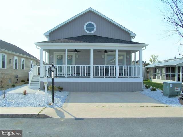 199 Clam Shell Road, OCEAN CITY, MD 21842 (#MDWO121390) :: Speicher Group of Long & Foster Real Estate