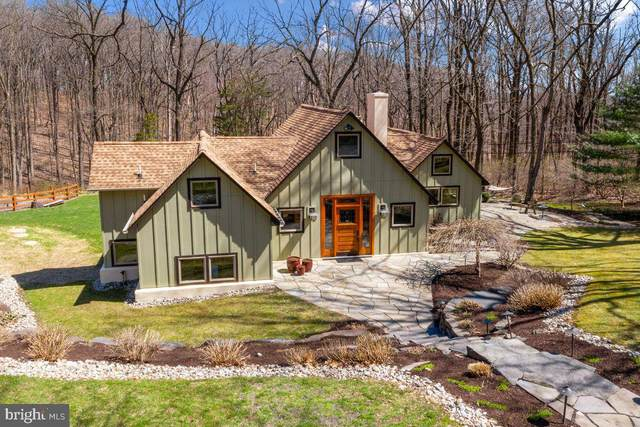 5670 Indian Way, RIEGELSVILLE, PA 18077 (#PABU523906) :: Linda Dale Real Estate Experts