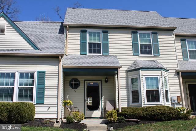 90 Knoll Drive, BLACKWOOD, NJ 08012 (#NJCD416640) :: Holloway Real Estate Group