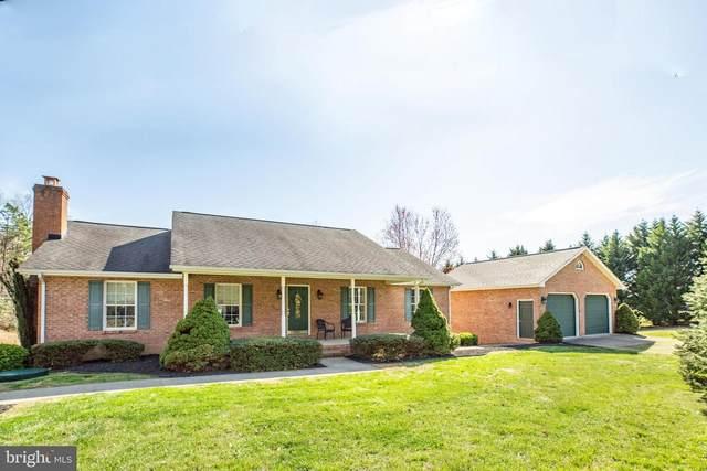 861 Spring Valley Drive, FREDERICKSBURG, VA 22405 (#VAST230796) :: Berkshire Hathaway HomeServices McNelis Group Properties