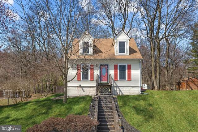 7 Tannery Court, THURMONT, MD 21788 (#MDFR280134) :: Jacobs & Co. Real Estate