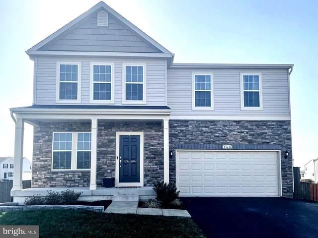 568 Garden Gate Drive, STEPHENS CITY, VA 22655 (#VAFV163260) :: Crossman & Co. Real Estate