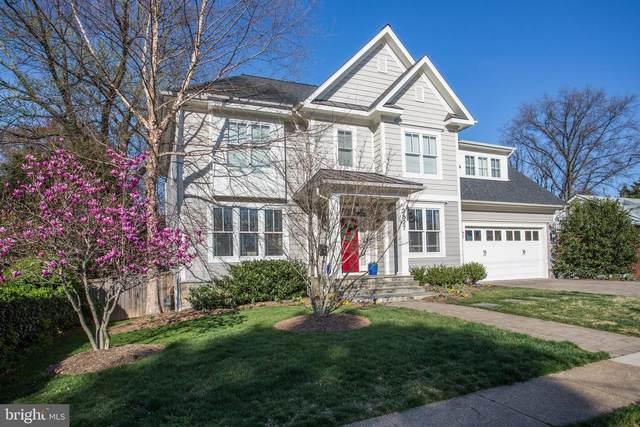 2827 N Underwood Street, ARLINGTON, VA 22213 (#VAAR179004) :: Yesford & Associates