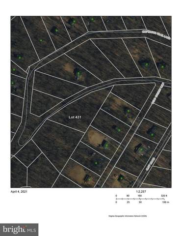 Lot 431 Chipmunk Trail, FRONT ROYAL, VA 22630 (#VAWR143208) :: ExecuHome Realty