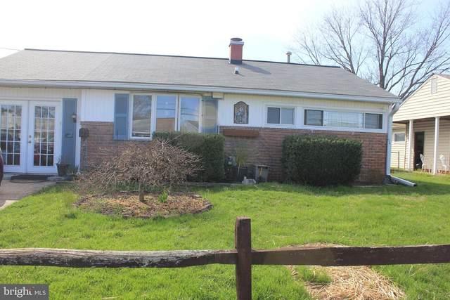 2416 Saratoga Avenue, BALTIMORE, MD 21227 (#MDBC524470) :: City Smart Living