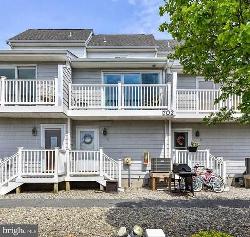702 Bradley Road #1102, OCEAN CITY, MD 21842 (#MDWO121396) :: Atlantic Shores Sotheby's International Realty