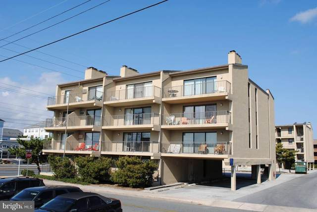 18 S 69TH Street #2, OCEAN CITY, MD 21842 (#MDWO121398) :: Advance Realty Bel Air, Inc