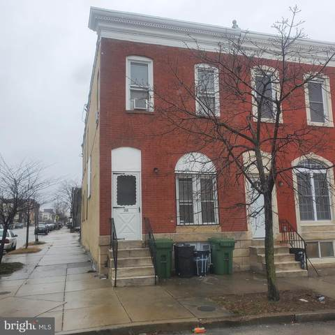 200 N Patterson Park Avenue, BALTIMORE, MD 21231 (#MDBA545718) :: SURE Sales Group