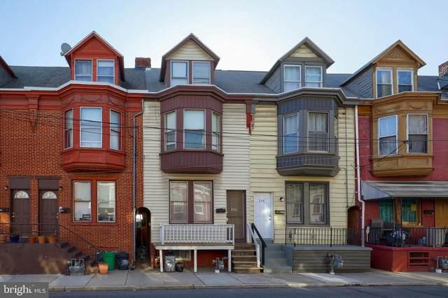 336 S Penn Street, YORK, PA 17401 (#PAYK155716) :: The Joy Daniels Real Estate Group