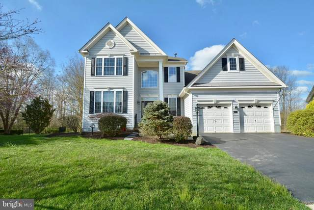 15244 Weiskopf Court, HAYMARKET, VA 20169 (#VAPW518802) :: The Miller Team